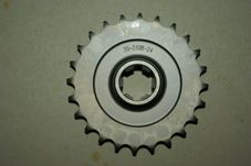 70-3108/24, Engine sprocket, Pre unit, 24 Tooth